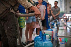 Nước đã an toàn - Khủng hoảng nước sạch sông Đà đã đến hồi kết?