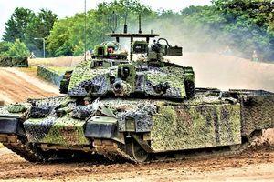 Sức mạnh xe tăng Challenger 2 hậu nâng cấp