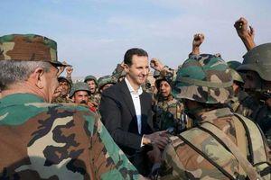Tổng thống Assad ủng hộ người Kurd chống lại chiến dịch của Thổ Nhĩ Kỳ