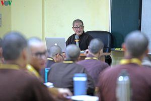 Bên trong Học viện có nội quy tu học nghiêm khắc nhất Việt Nam