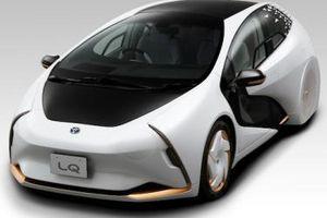 Toyota LQ - Xe tự lái của tương lai