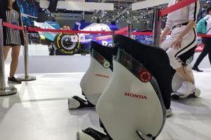 Vietnam Motor Show 2019: Ngạc nhiên với thiết bị di chuyển cho người... lười của Honda