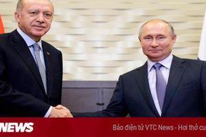Báo Mỹ: Nga trở thành lực lượng thống trị ở Trung Đông