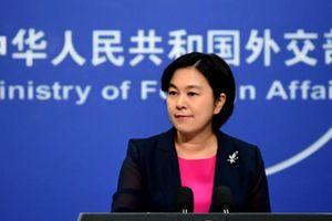 Trung Quốc chỉ trích Mỹ 'vũ khí hóa' việc cấp visa