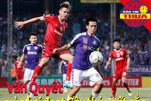 Cầu thủ bị thầy Park 'chê' đoạt Cầu thủ xuất sắc nhất V-League