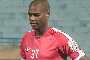 Ngoại binh trở thành Vua phá lưới V.League dù chỉ đá nửa mùa