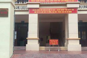 Ủy ban Kiểm tra Trung ương làm việc với vợ Chủ tịch tỉnh Hà Giang trước ngày tuyên án vụ gian lận điểm thi