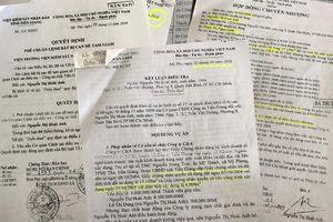 'Doanh nhân bị giật nợ đi báo công an, trở thành… tù nhân!': Đã tạm đình chỉ vụ án