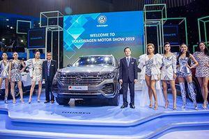 Chi tiết Volkswagen Touareg 2019 từ 3,1 tỷ đồng Việt Nam