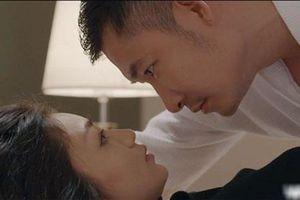 Hoa hồng trên ngực trái tập 23: Khuê tát chồng cũ, San lên giường với phi công trẻ khi vừa ly hôn