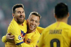 Chứng minh đắng cấp 'siêu sao', Messi lập thêm nhiều kỷ lục ở Champions League