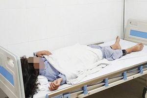 Bé gái 13 tuổi giấu bố mẹ đi nâng mũi trả góp bị hỏng mắt