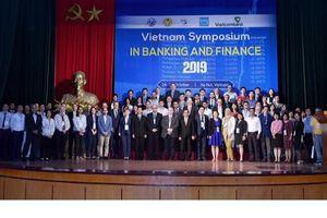 Nhiều chuyên gia hàng đầu tham dự Diễn đàn Việt Nam về ngân hàng và tài chính 2019