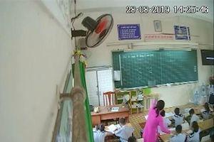 Bị buộc thôi việc, cô giáo đánh nhiều học sinh ở Sài Gòn gửi đơn xin cứu xét