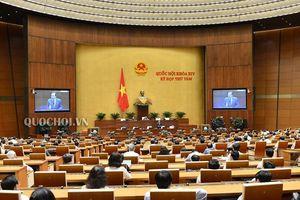 Hôm nay (24/10): Quốc hội nghe báo cáo về dự án Cảng hàng không quốc tế Long Thành giai đoạn 1