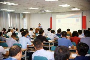 PV Power tổ chức khóa học về quản lý đầu tư dự án điện