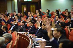 Ủy viên Bộ Chính trị phải kiểm điểm ý thức đấu tranh với cơ hội, vụ lợi