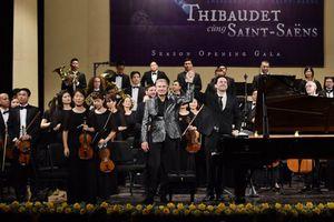 Huy Tuấn, Đăng Dương mê tiếng đàn của Jean-Yves Thibaudet