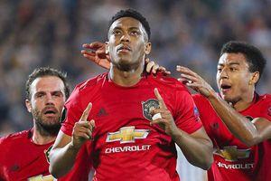 Martial khai hỏa, MU tìm lại niềm vui ở Europa League