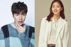 Lee Min Ho đóng cặp cùng Kim Go Eun 'Yêu Tinh' trong phim mới