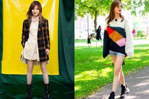 Mẹo thời trang giúp Triệu Vy dù đã U40 vẫn trẻ như gái đôi mươi