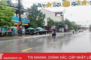 Dự báo thời tiết ngày 24/10: Không khí lạnh tràn về, Hà Tĩnh mưa rào rải rác