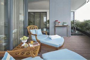 Bên trong căn penthouse 3 triệu USD sang trọng giữa Sài Gòn