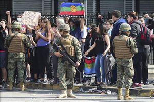 Hàng nghìn người Chile tham gia tổng đình công