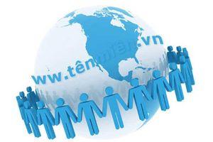 Tên miền '.vn' đứng đầu khu vực ASEAN về số lượng đăng ký sử dụng