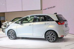 Cận cảnh Honda Jazz 2020: 'Lột xác' hoàn toàn, giá chưa công bố