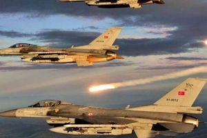 Người Kurd cáo buộc Thổ Nhĩ Kỳ sử dụng vũ khí chứa phốt pho