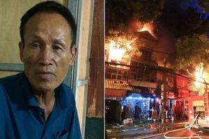 Truy tố bị can Hiệp 'khùng' vụ cháy nhà trọ gần Bệnh viện Nhi Hà Nội