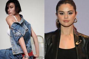 Toàn bộ thực hư câu chuyện Chân dài 9x Hailey Bieber 'cà khịa' với Selena Gomez bị khán giả lên tiếng