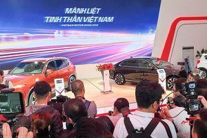 VinFast lần đầu dự Vietnam Motor Show 2019: Riêng một góc trời