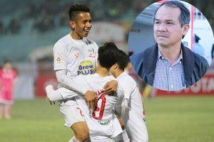 Bảng xếp hạng V.League 2019: HAGL, Nam Định về đích an toàn