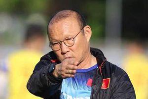 Lộ diện tân binh đầu tiên được HLV Park Hang Seo triệu tập cho trận gặp UAE