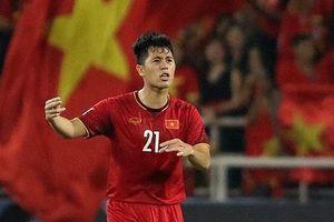 Danh sách U22 Việt Nam chuẩn bị cho SEA Games: Đình Trọng trở lại