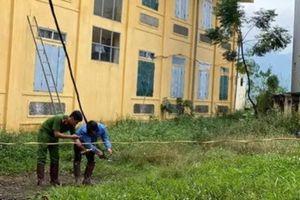 Hà Nội: Một học sinh tử vong do điện giật trong khuôn viên trường tiểu học
