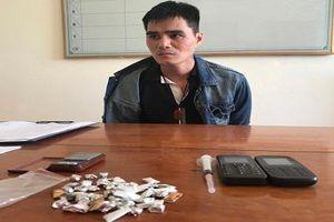 Hà Tĩnh: Mang nhiều tiền án, đối tượng trở về địa phương buôn ma túy