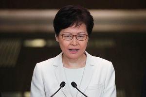 Trung Quốc phủ nhận thông tin thay trưởng đặc khu Hong Kong