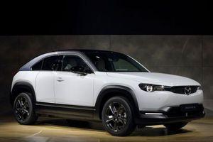 Xe chạy điện Mazda MX-30 ra mắt, đi được 210km sau một lần sạc