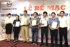 Bế mạc Techmart - Techfest Mekong 2019