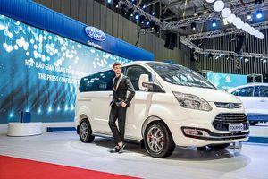 VMS 2019: Xem trước Ford Escape chuẩn bị được bán ra tại Việt Nam
