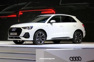 VMS 2019: Audi Q3 2019 giá 1,820 tỷ đồng từ châu Âu trang bị những gì?
