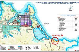 Chưa cho phép nghiên cứu khu du lịch tâm linh ở Bãi Cả, núi Hải Vân