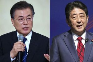 Tổng thống Hàn Quốc gửi thư cho Thủ tướng Nhật Bản