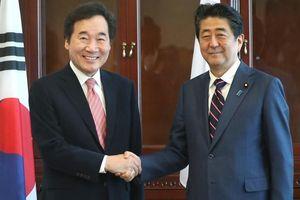 Nhật-Hàn khẳng định 'không thể bỏ mặc' mối quan hệ căng thẳng
