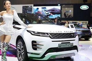 Vietnam Motor Show 2019: Cận cảnh 'tân binh' Range Rover Evoque 2020 nhà Land Rover
