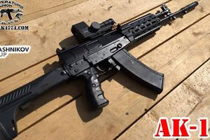 Sức mạnh vô địch của súng trường AK-12 với màn khai hỏa 'bỏng rát'