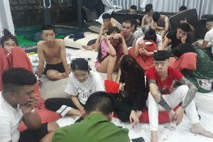 Đà Nẵng: Thuê villa tổ chức 'tiệc ma túy' mừng sinh nhật, 22 thanh niên nam nữ bị tạm giữ